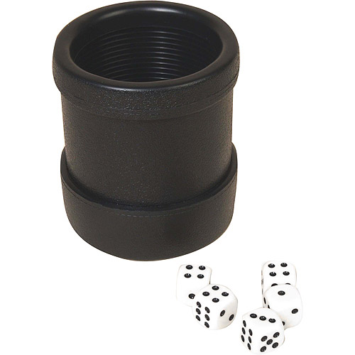 Classic Games Collection Lucky Dice Cup