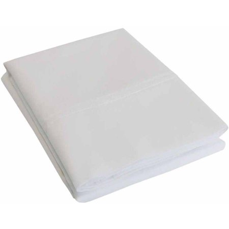 Pillowcases 300 Thread (Superior Percale Cotton 300 Thread Count Solid Pillowcase Set)