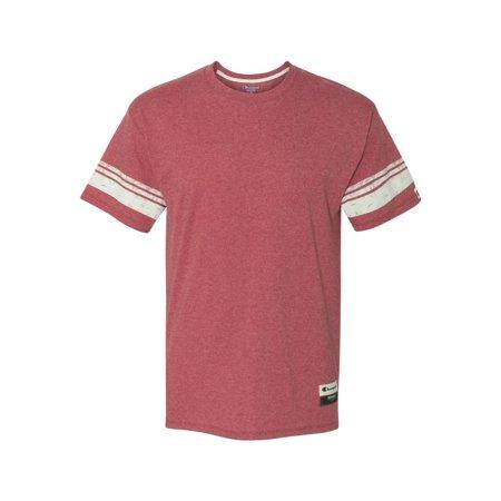 98bc0cb64312 Champion - AO300 Champion T-Shirts Originals Triblend Varsity Tee ...