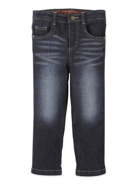 Wrangler Premium Slim Straight Jean (Toddler Boys)