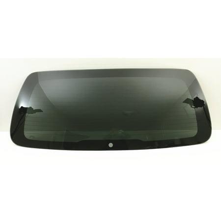 For 1999-2005 Pontiac Montana & 1998 Pontiac Trans Sport Back Tailgate Window Glass Replacement Heated Dark Tinted