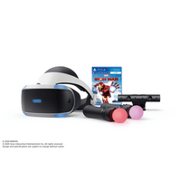 PlayStation VR Marvels Iron Man VR Bundle