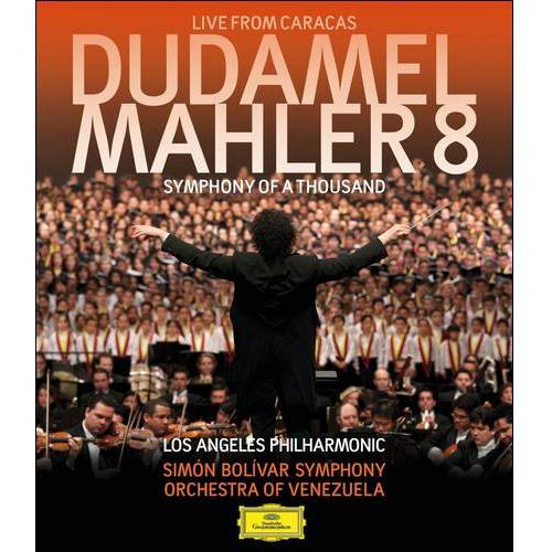 Dudamel: Mahler 8 - Symphony Of A Thousand - Live From Caracas (Blu-ray) (Widescreen)