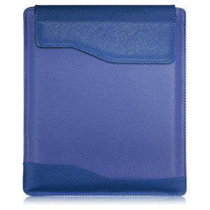 - Premium Ballistic Nylon Vertical Sleeve Pouch Case for Samsung Galaxy Tab S2 9.7 SM-T813N - Blue