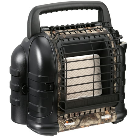 Mr Heater MH12B 12000 BTU Hunting Buddy Portable Propane Gas Heater, (Best Propane Heater For Home)