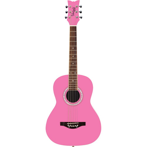 Daisy Rock Junior Miss Bubble Gum Pink by Daisy Rock Guitars