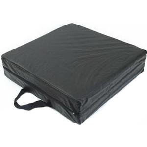 Deluxe Seat Lift Cushion - Briggs Healthcare Deluxe Seat Lift Cushion, 6x16x4 Inch, Black-1 Each