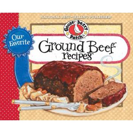 1 Lb Ground Beef Recipes - Our Favorite Ground Beef Recipes - eBook
