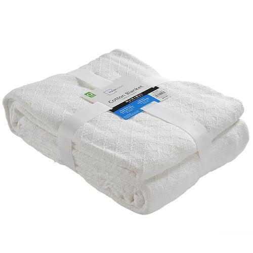 Mainstays Cotton Blanket