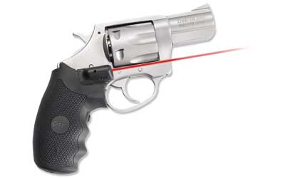 Crimson Trace Corporation Defender LaserGrip, Fits Charter Arms Revolvers by Crimson Trace Corp.