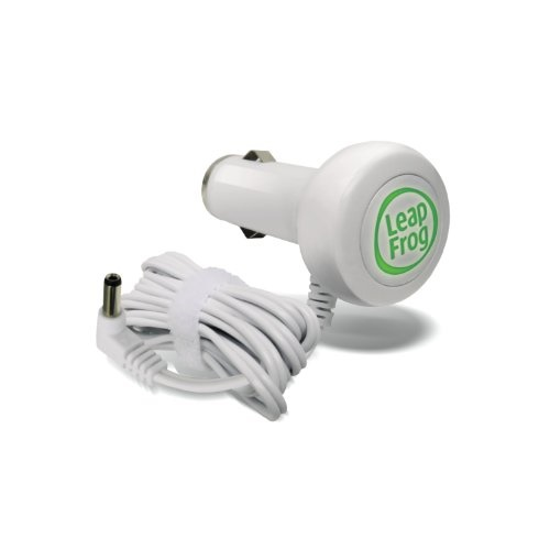 LeapFrog Car Adapter (Works with all LeapPad2 and LeapPad1 Tilets, LeapsterGS, and... by LeapFrog
