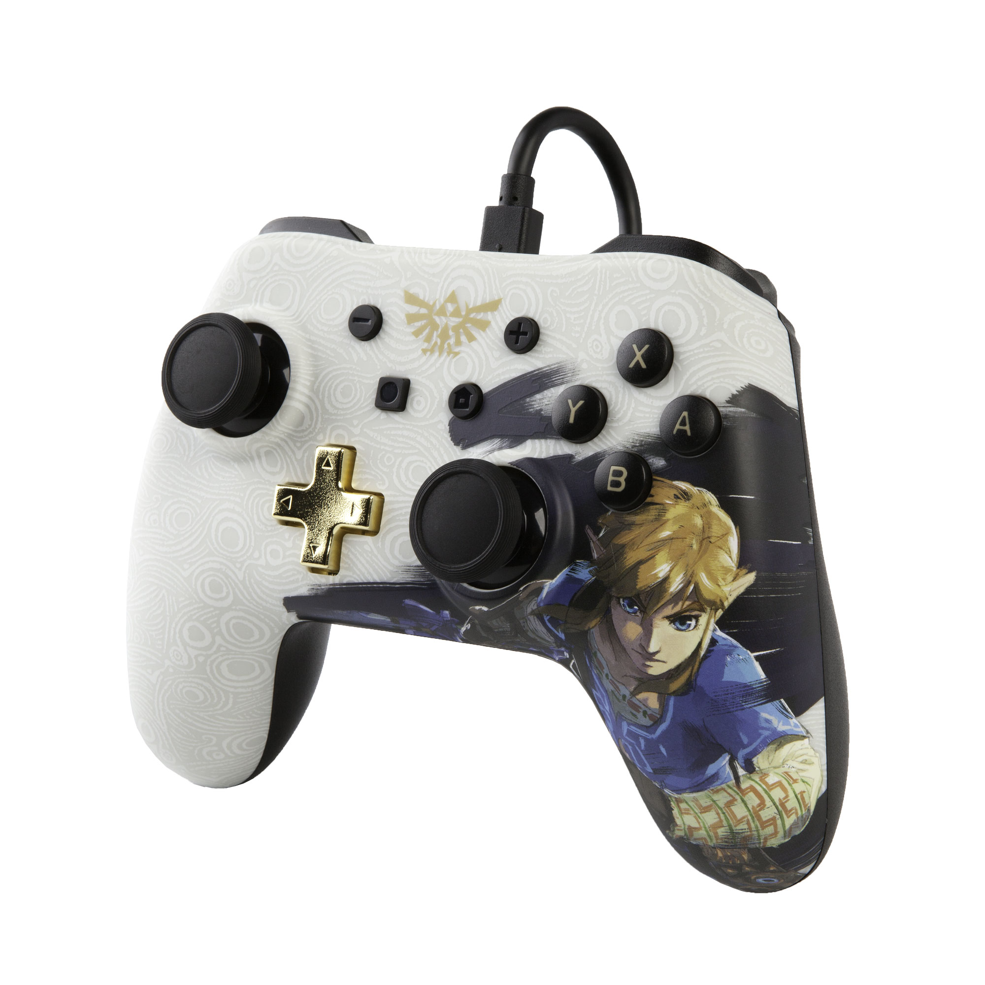 PowerA Wired Controller for Nintendo Switch - Link (1506260-02)