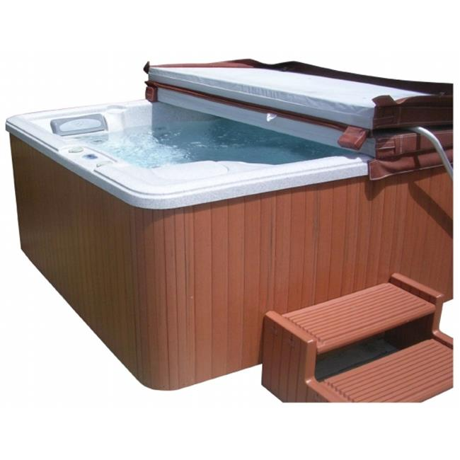 Highwood USA SPAKIT-FL-RDE Spa Cabinet Replacement Kit - Redwood