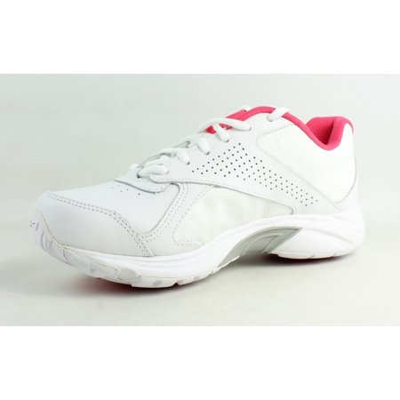 6149eede Reebok Womens Walk Ultra IV DMX MAX White Walking Shoes Size 6 New