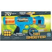 Atomic Six Shooter