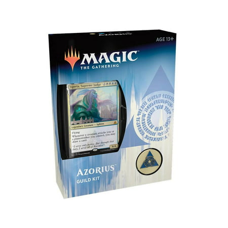 MAGIC THE GATHERING TCG: RAVNICA ALLEGIANCE GUILD KIT AZORIUS