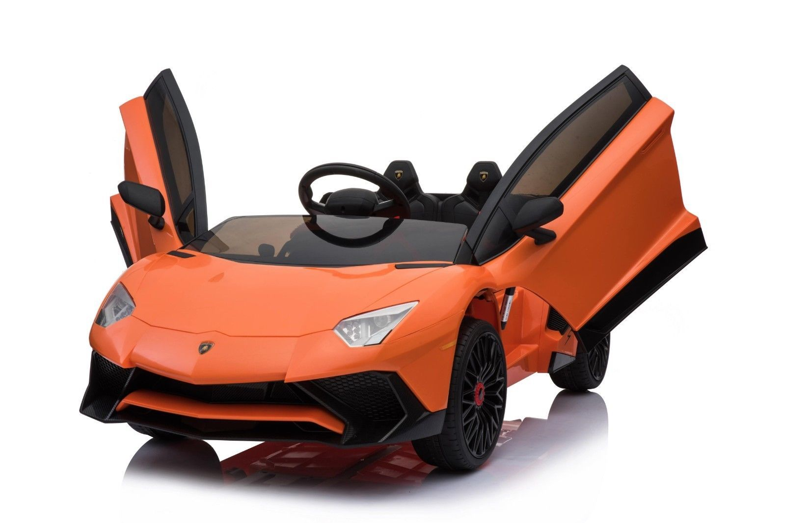 2c14511ad042 Sport Limited Upgraded Edition Lamborghini SV 12v Kids Ride On Car with  Remote Control - Walmart.com