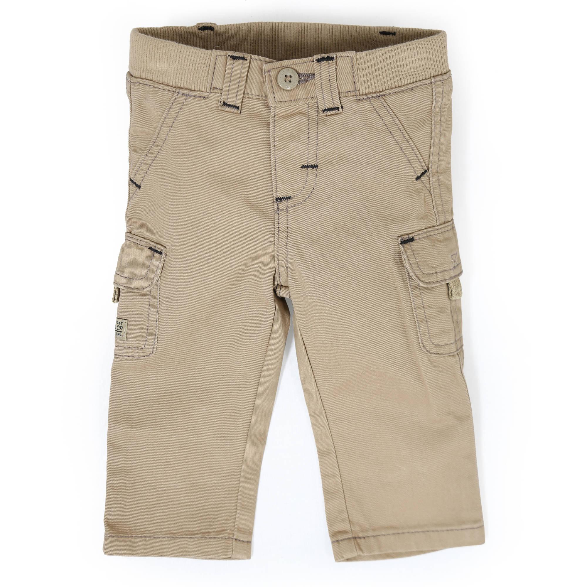 Wrangler Newborn Boy Cargo Pants