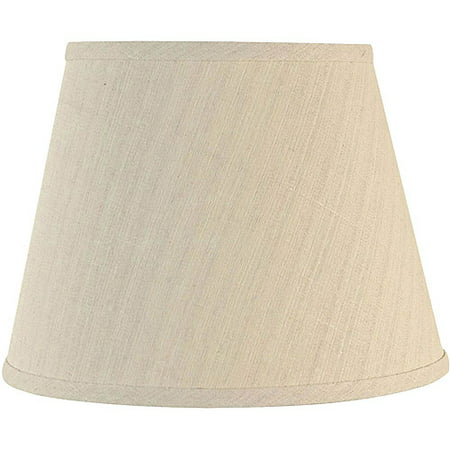 Better Homes and Gardens Round Drum Woven Lamp Shade, (Round Mica Shade)