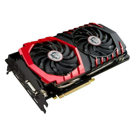 MSI GTX 1070 GAMING X 8G - G1070GX8 + Monster Hunter World + Fortnite Free Game Bundle + $20 (Best Pc Brand In The World)