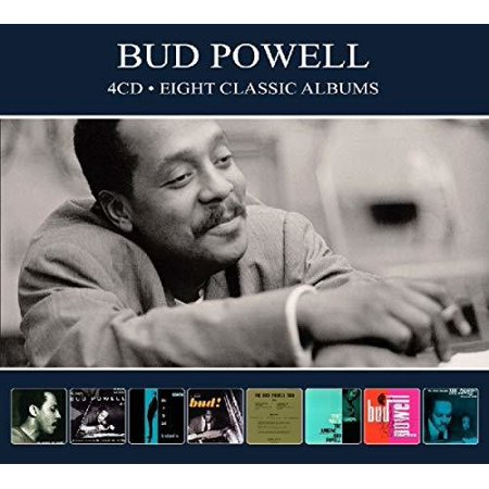 8 Classic Albums (CD) (Best Bud Powell Albums)