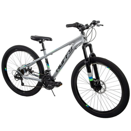 "Huffy 26"" Scout Mens Hardtail 21-Speed Mountain Bike with Disc (Best Mens Mountain Bike Under 200)"