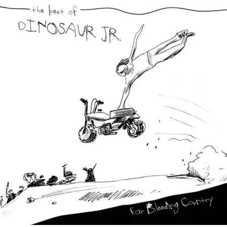 Ear Bleeding Country: The Best Of (CD) (Ear Bleeding Country The Best Of Dinosaur Jr)