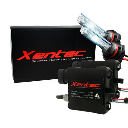 Xentec 6000k Xenon Hid Kit For Toyota Camry 2007 2017 Low Beam Headlight H11 Super Slim Digital Conversion Lights