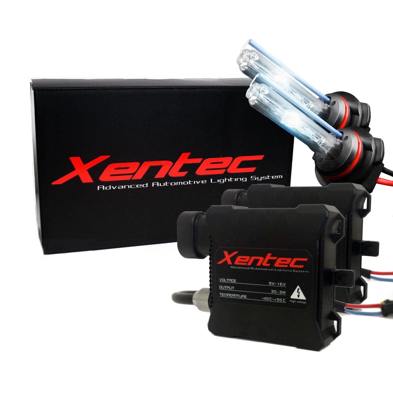 Xentec 8000K Xenon HID Kit for Honda CR-Z 2011-2016 Headlight 9003 H4 Super Slim Digital HID Conversion Lights