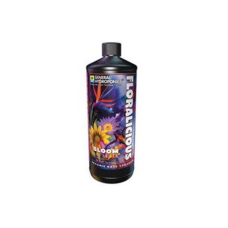 Humboldt Nutrients Bloom - 1 Gallon (General Hydroponics Nutrients)