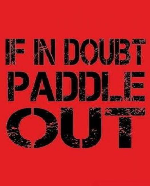 If in Doubt Paddle Out: Kayak and Paddle Board Lovers Theme Writing Journal Lined, Diary, Notebook for Men, Women. Girls... by