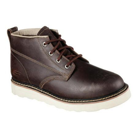 3d15b654f602 SKECHERS - Men s Skechers Work Relaxed Fit Pettus Enderlin Boot -  Walmart.com