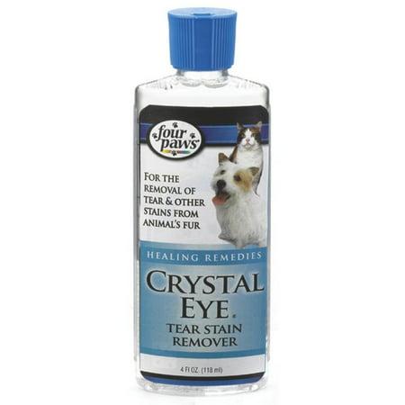 Four Paws Crystal Eye Tear Stain (Crystal Pad)