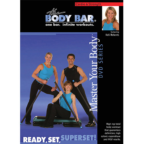 Body Bar Ready, Set, Superset DVD