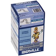 Iberville 1510P12 Conduit Strap, 1-1/4 in, Galvanized Steel
