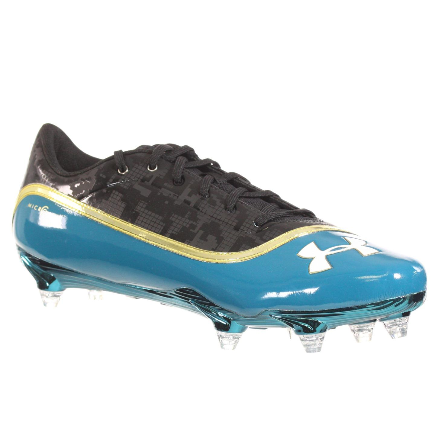 Under Armour Under Armour Men S Football Cleats Team Blur D Teal