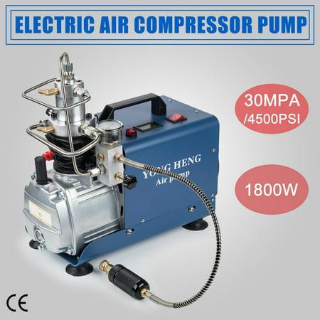 - High Pressure 30MPa Air Compressor Pump Electric High Pressure System Rifle 110V