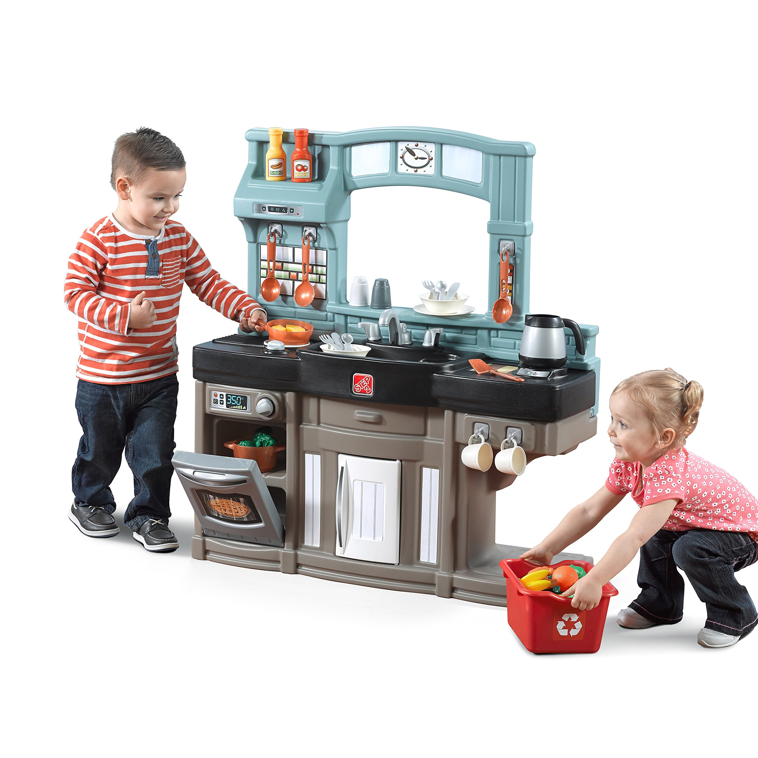 Step2 Best Chef's Toy Kitchen Playset by