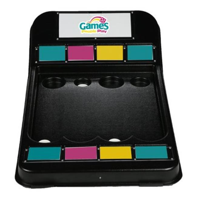 Games People Play 80024 Prize Toss, Black