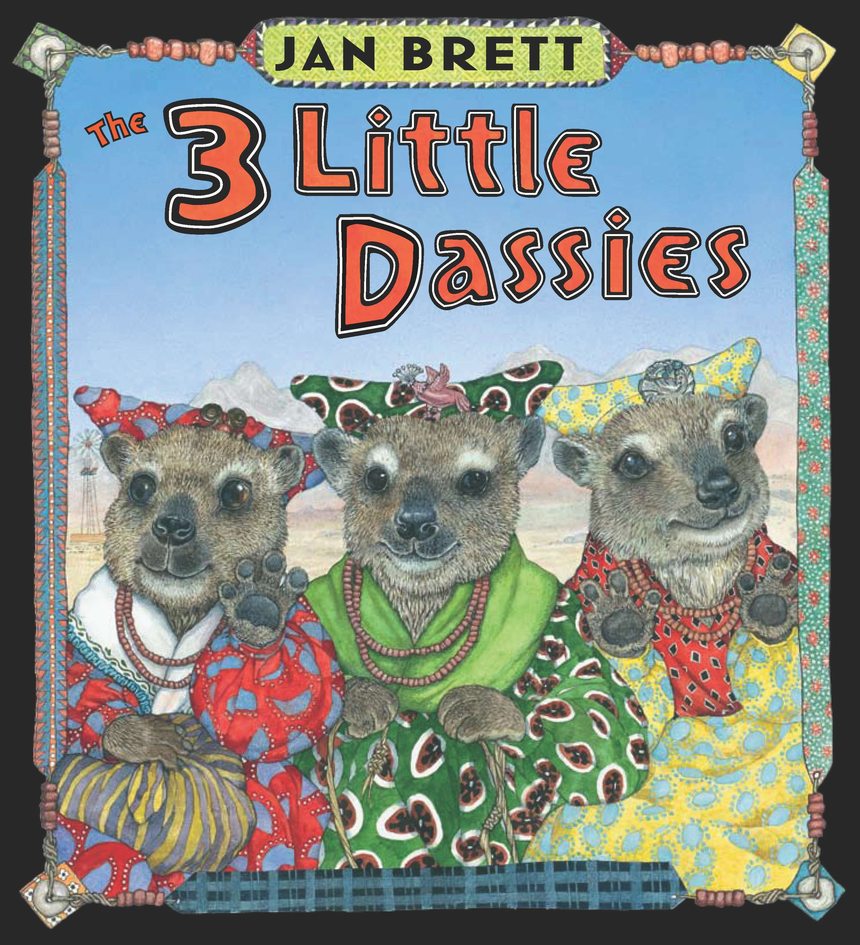 The 3 Little Dassies (Hardcover)