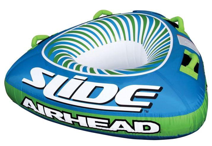 Airhead Slide Inflatable Single Rider Towable by Kwik Tek