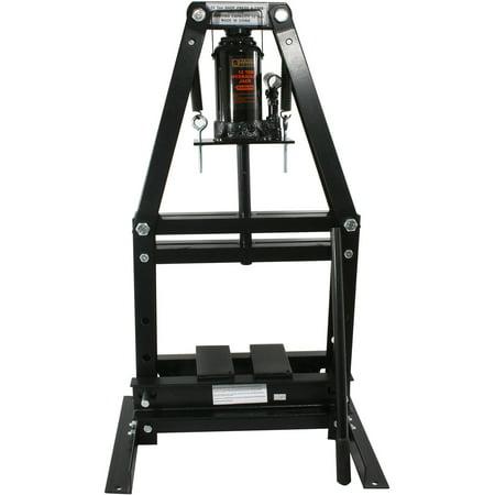 Black Bull 12 Ton A-Frame Shop Press