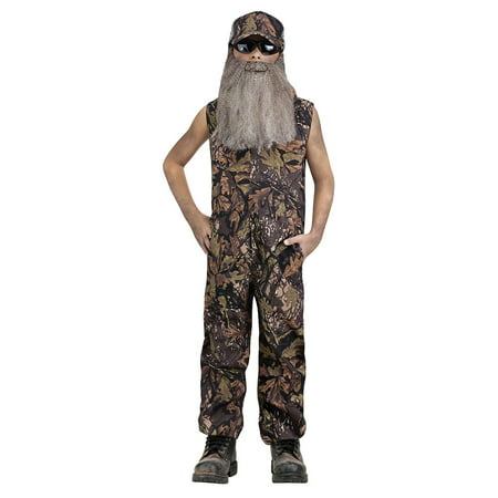 Boys Duck Hunter Halloween Costume - Mens Hunter Costume
