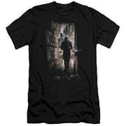 Watchmen Alley Mens Slim Fit Shirt