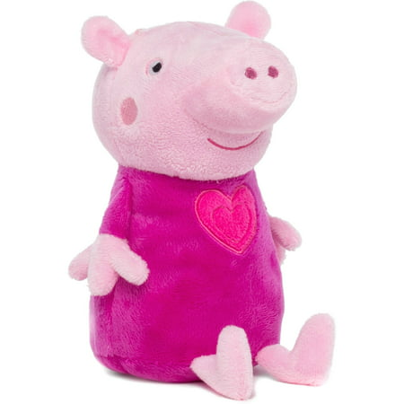- Peppa Pig Plush Piggy Bank