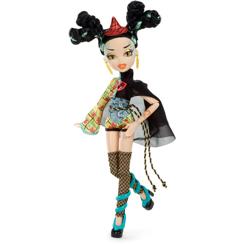 Bratzillaz Back to Magic Victoria Antique Doll