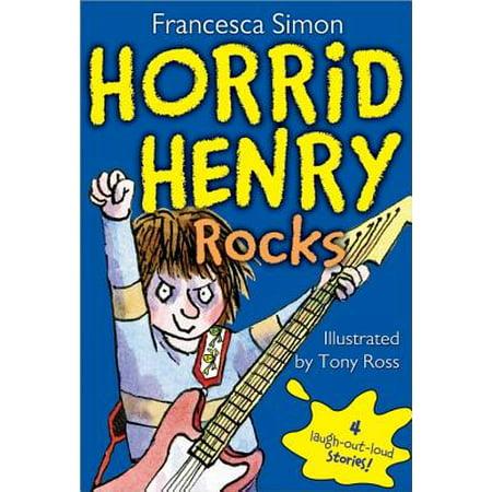 Horrid Henry Rocks - Horrid Henry Halloween