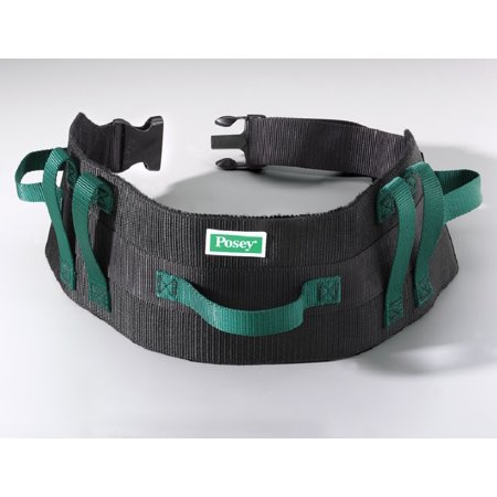 Posey Transfer Belts With Quick-Release Nylon Buckle (Belt Buckle Store)