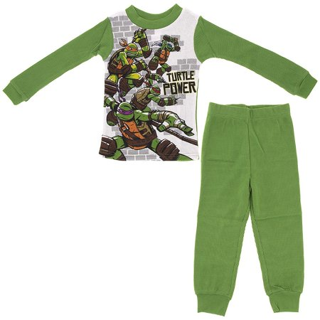 Teenage Mutant Ninja Turtle Boys Thermal Underwear