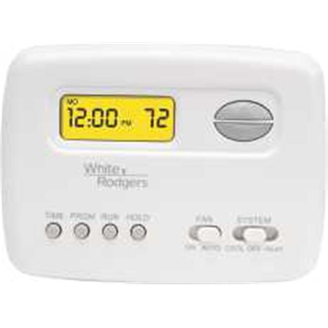 White Rodgers 661957 White Rodgers Digital T-Stat Programmable